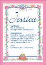 Significado de Jessica según la numerología