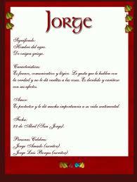 Significado de Jorge en numerología