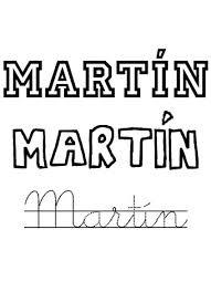 Significado de Martín Y su personalidad
