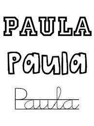 Significado de Paula Y su personalidad