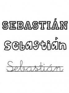 Significado de Sebastián Y las características