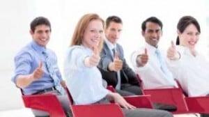 Actitud mental positiva en el trabajo