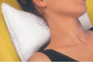 Almohadas cervicales:  cómo funcionan