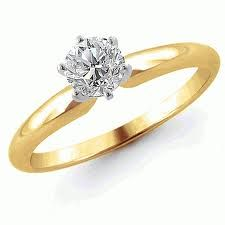 Anillos de compromiso precios De diamantes