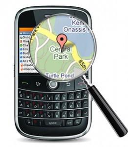 Cómo rastrear un celular BlackBerry