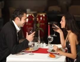 Cena romántica paso a paso