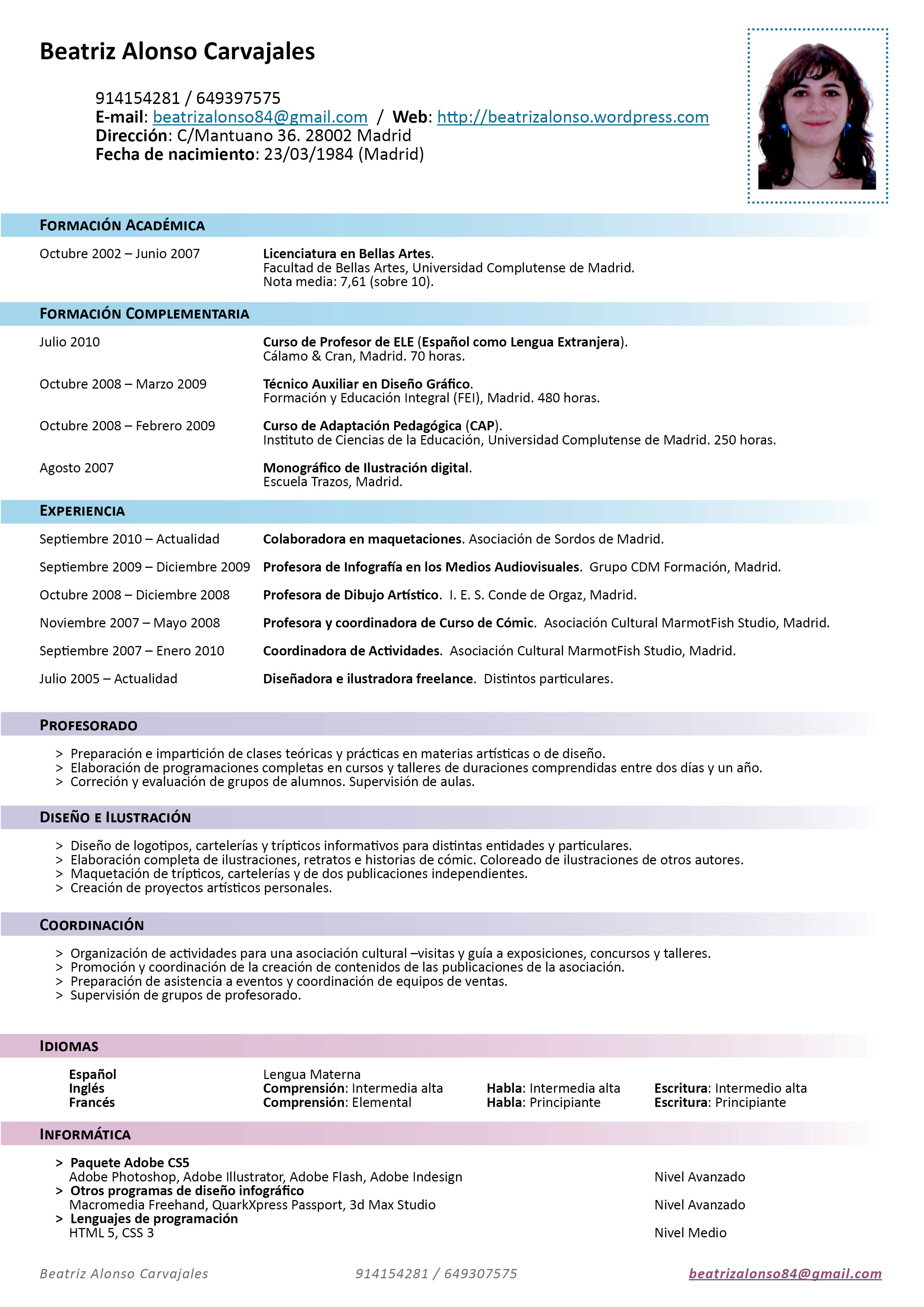 Modelo De Curriculum Vitae Simple  Ejemplos De. Uvic Cover Letter Tips. Cover Letter For Administrative Assistant In A Bank. Application For Employment Ghana. Application For Employment How To Fill It Out. Resume Example Lawyer. Definition Of Resume Letter. Resume Sample Volunteer. Unique Resume Summary
