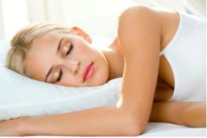 Eliminar las ojeras; Consejos (durmiendo)