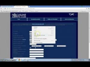Encuestas pagadas Con Focusline
