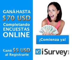 Encuestas pagadas Con Survey