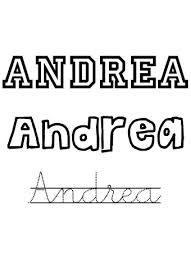 Qué significa el nombre Andrea Y su historia