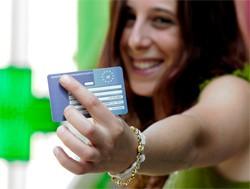 Renovación tarjeta sanitaria europea Personalmente