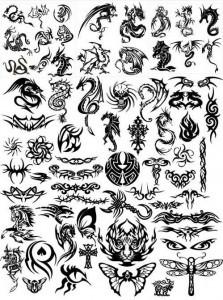 Tatuajes pequeños y los diseños