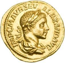 Valor de monedas antiguas:  Del Imperio Romano