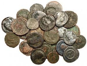 Valor de monedas antiguas :  como saberlo