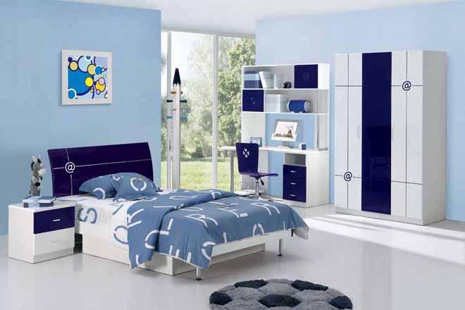 Colores para dormitorios ejemplos de Habitacion de ninos decoracion