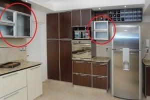 Aluminio anodizado en la cocina