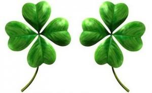 Amuletos de la suerte con hierbas