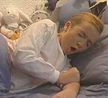 Bronquitis asmática Y sus síntomas (tos nocturna)