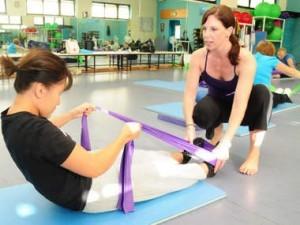 Ejercicios de pilates para Para piernas