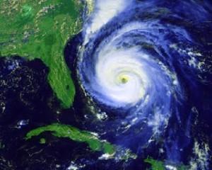 Presión barométrica:  ciclón