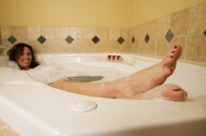 Sulfato de magnesio Como sales de baño