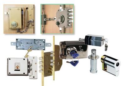 Tipos de cerraduras ejemplos de for Tipos de cerraduras