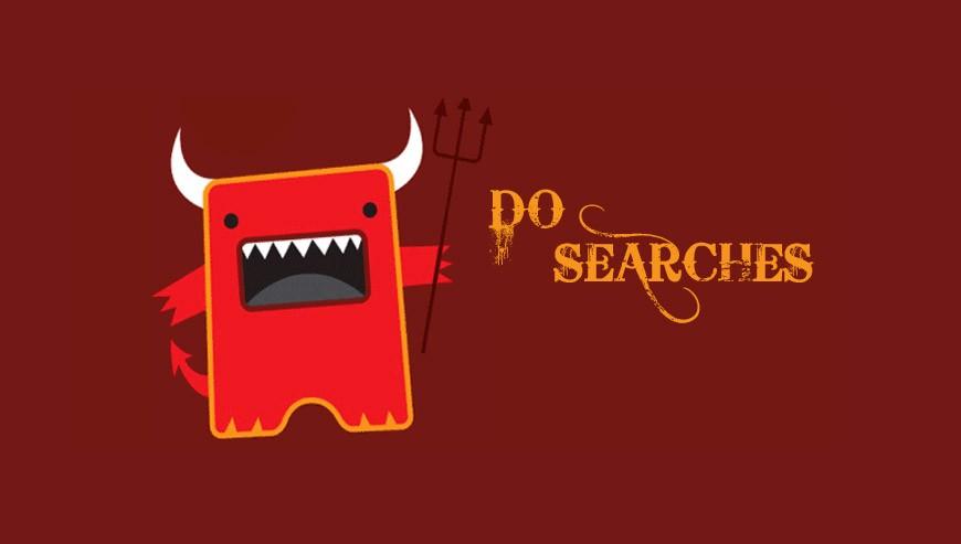 Cómo eliminar do searches de Google Chrome