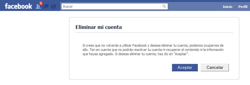 C mo eliminar mi cuenta de facebook para siempre ejemplos de - Como eliminar los ratones para siempre ...