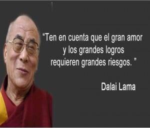Frases Dalai Lama