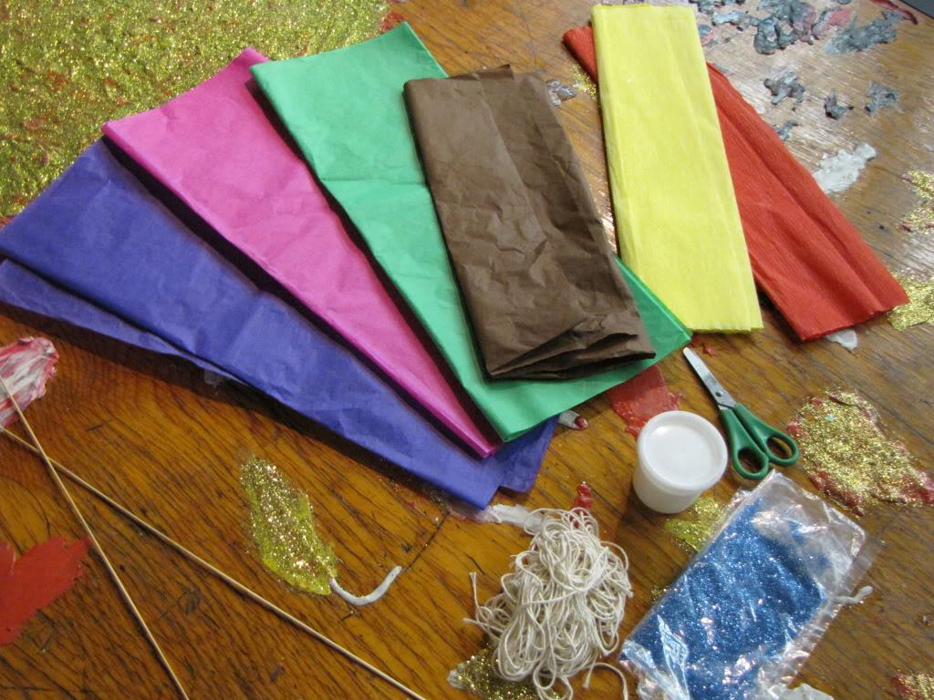 Como hacer un papalote ejemplos de - Como hacer colores ...