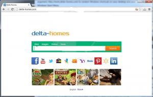 Cómo eliminar delta-homes
