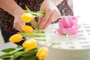 Cómo hacer arreglos florales paso a paso