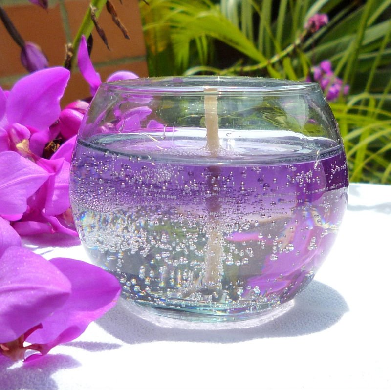 Gel yes - Velas de gel ...