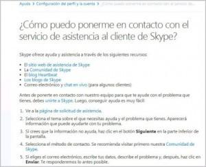 Cómo eliminar una cuenta de Skype