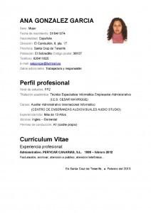 Currículum informática