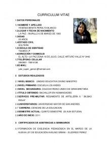 Currículum universitario
