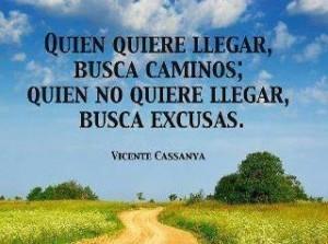 Escusas o excusas