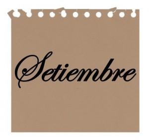 Setiembre o septiembre