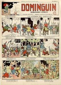 De donde viene la palabra historieta