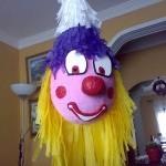 piñata payaso