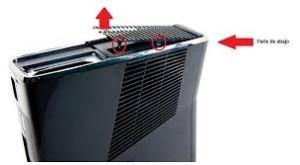 Cómo abrir un xbox 360