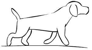 Cómo Dibujar Un Perro Ejemplos De