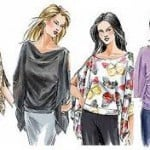 Cómo hacer blusas de moda