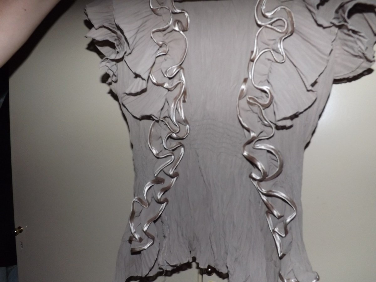 C mo hacer blusas de moda ejemplos de - Como coser cortinas paso a paso ...