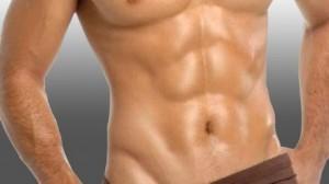 Cómo marcar el abdomen bajo