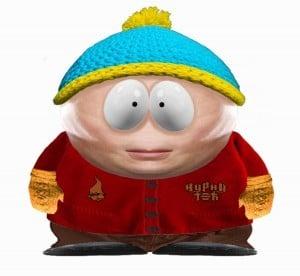 Cómo se llaman los personajes de South Park