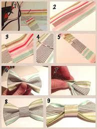 cómo hacer moños de tela