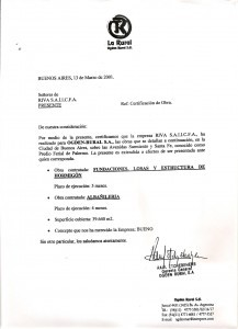 Estructura de la carta de recomendación 4