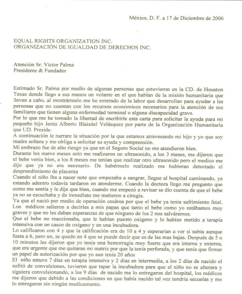 Modelo carta solicitud de ayuda ejemplos de for Ayudas para reformar la vivienda
